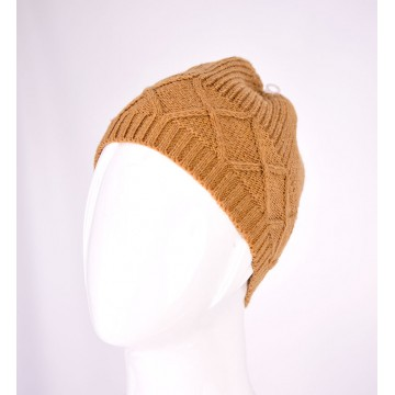 KNITTED HAT 360